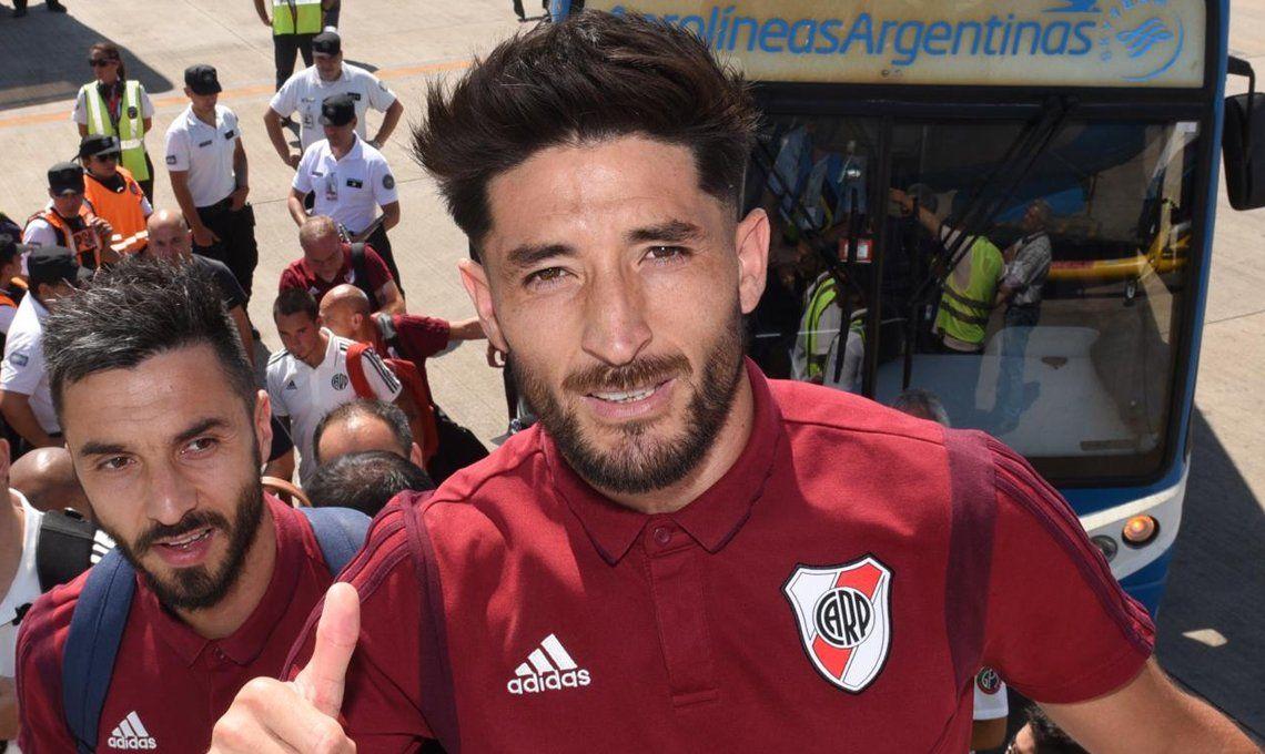 River despegó para ir por la gloria eterna de una nueva Copa Libertadores