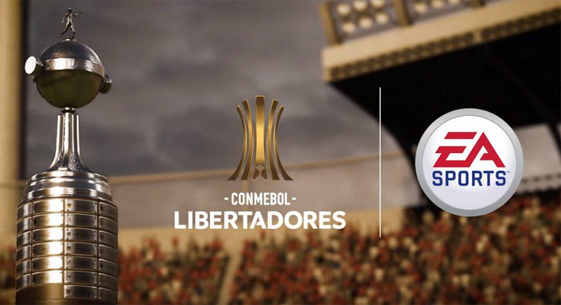 Copa Libertadores: revelan desde cuándo estará disponible para FIFA 20