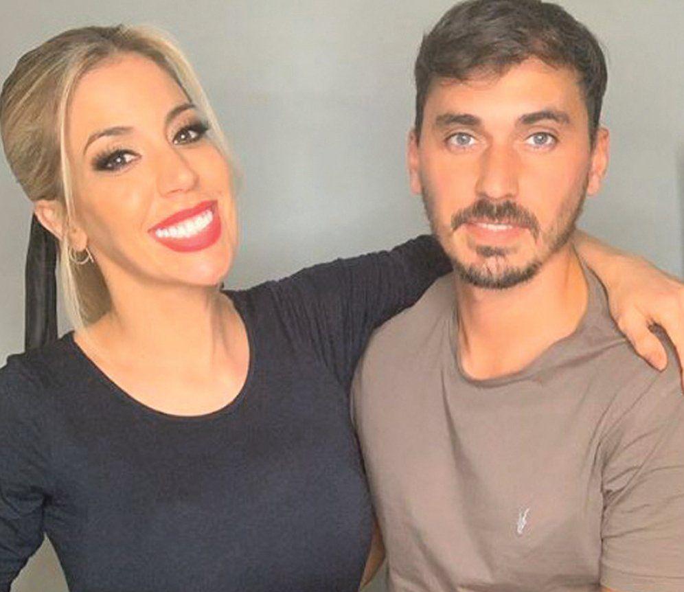 ¡Embarazados!: Virginia Gallardo y Martín Rojas anunciaron que serán padres