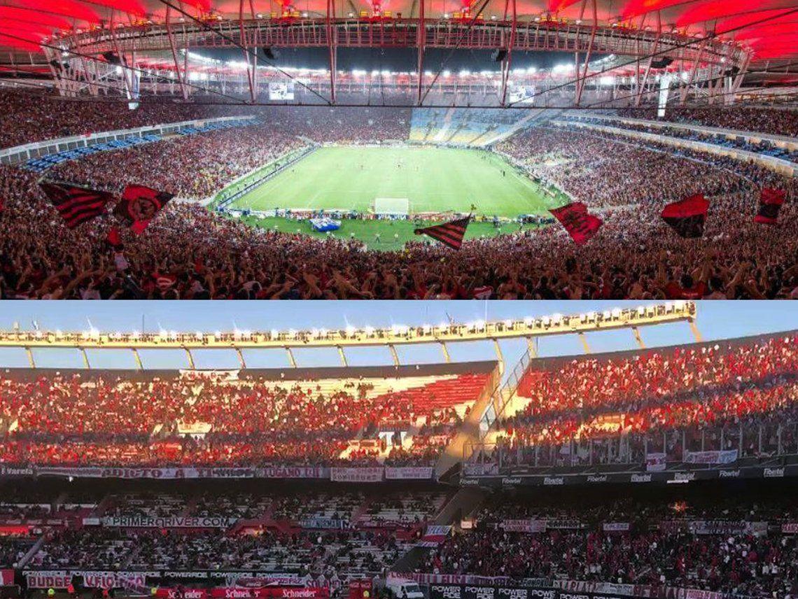 La final de la Libertadores que se va a vivir en tres países diferentes