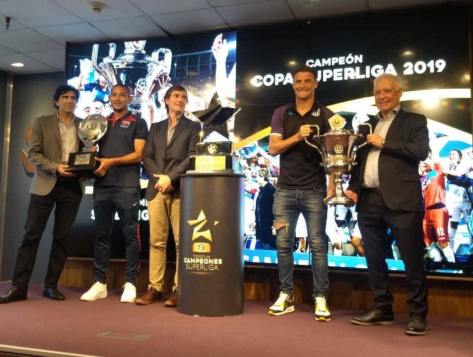 Racing y Tigre: fecha y lugar del Trofeo de Campeones