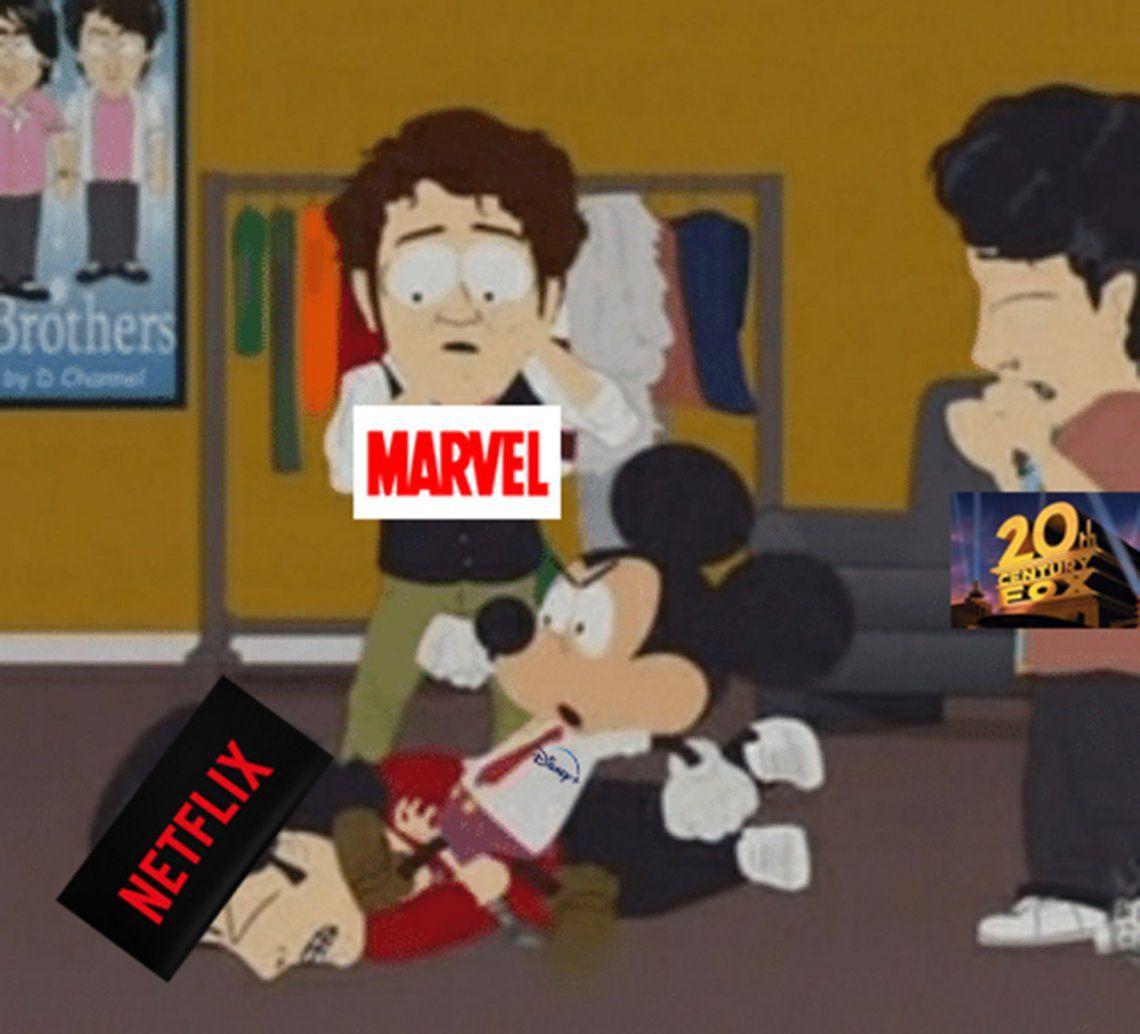 Se cayó Netflix y las redes sociales se llenaron de memes