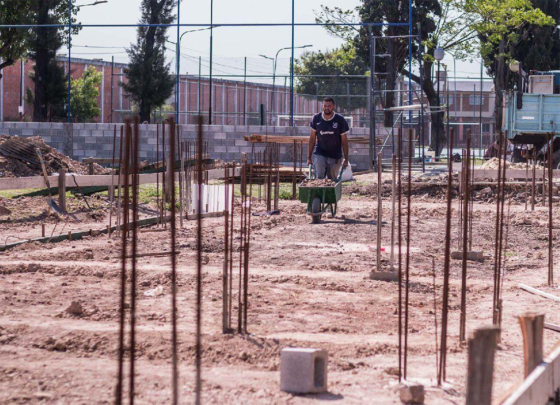 Lanús: nuevo espacio en el Parque Piñeiro de Remedios de Escalada