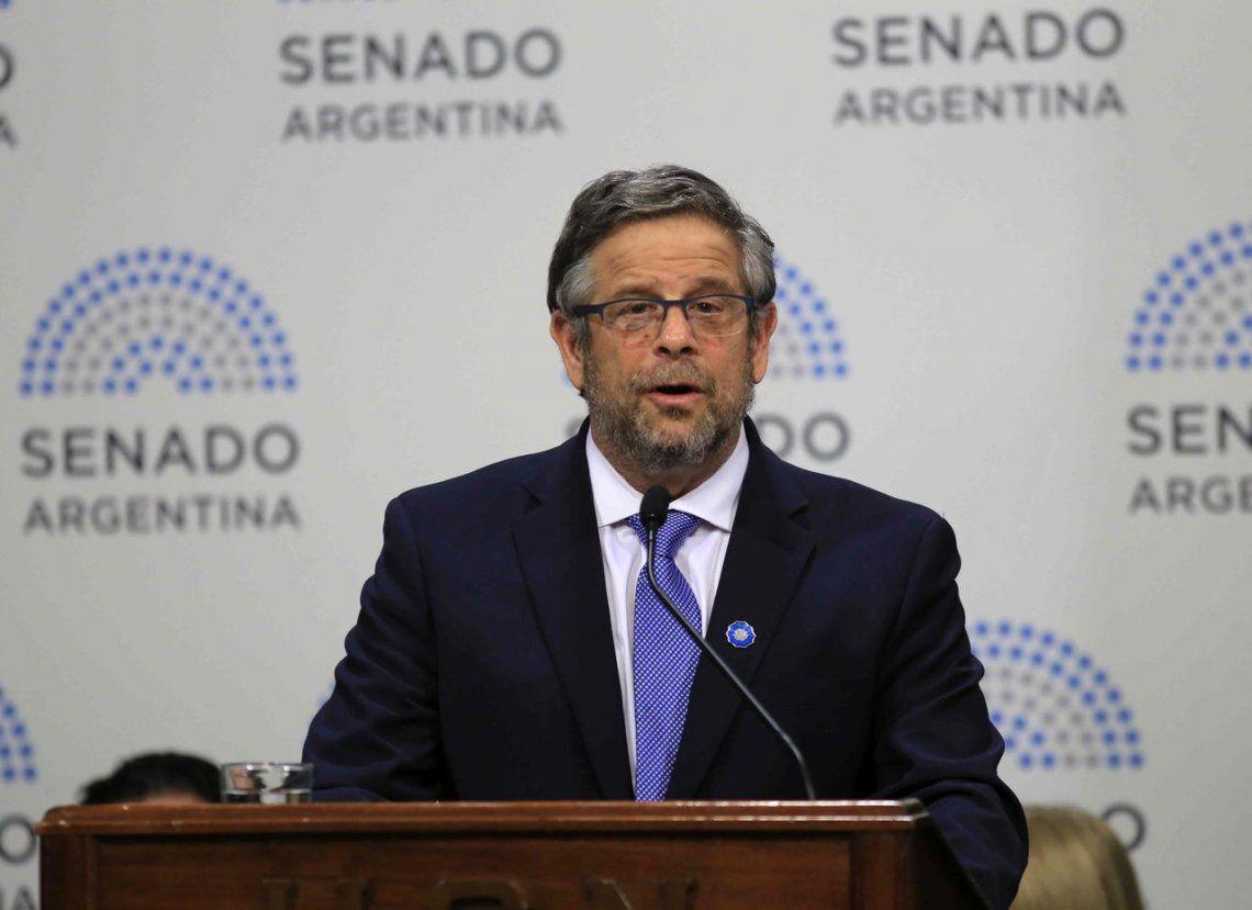 Renunció el secretario de Salud Adolfo Rubinstein tras la derogación del protocolo sobre el aborto no punible