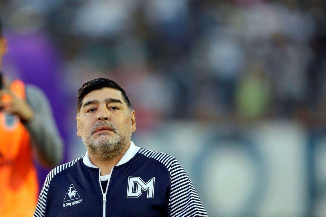 Opinión   Despedida y regreso made in Maradona