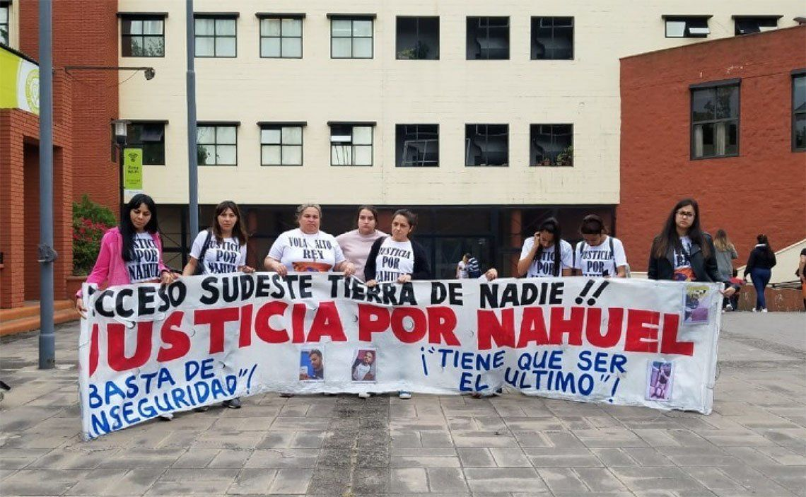 Bernal: familiares de Nahuel Zacarías reclaman seguridad en el Acceso Sudeste
