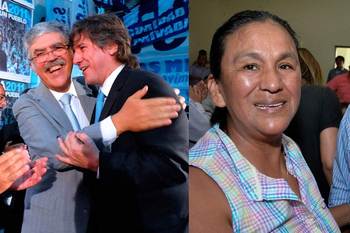 Amado Boudou, Julio De Vido y Milagro Sala llaman a una movilización por su libertad