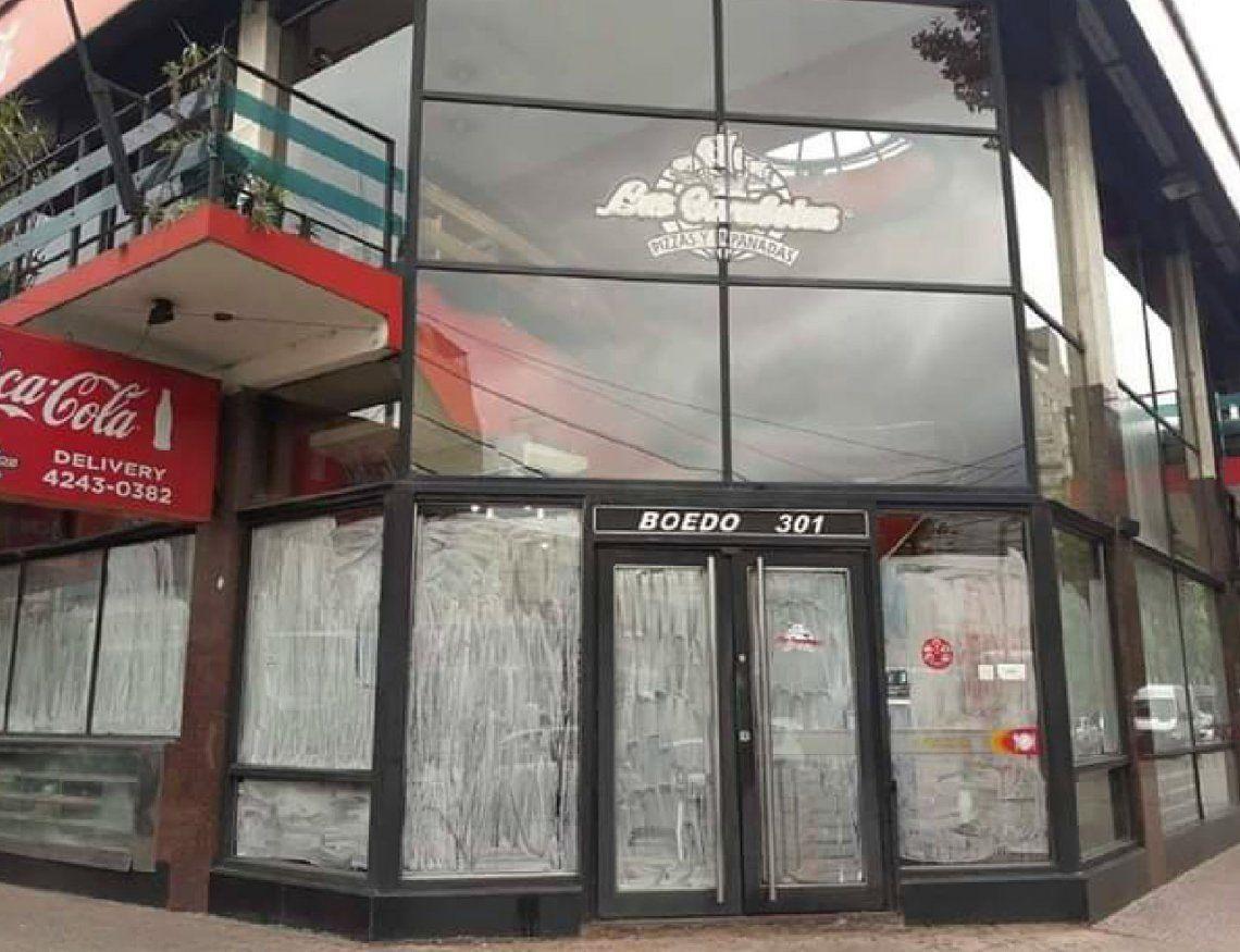 Lomas de Zamora: cerró la tradicional  pizzería Las Carabelas