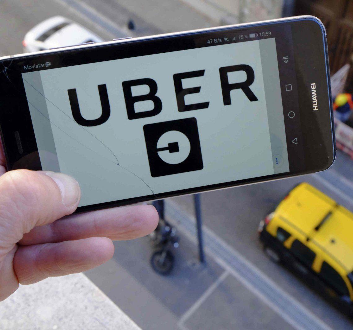 Un viaje en Uber que se convirtió en una pesadilla.