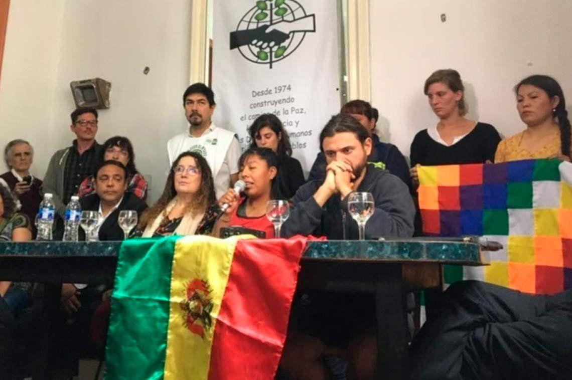 Juan Grabois aseguró que fue agredido en Bolivia por una dictadura cívico-militar