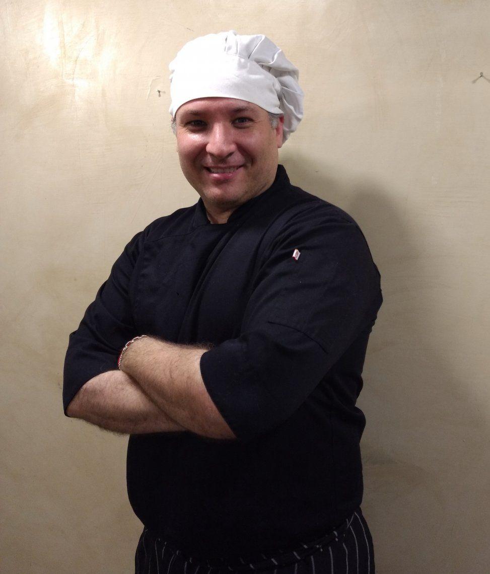 Fernández destaca que es clave cuidar el producto para mejorar el plato.