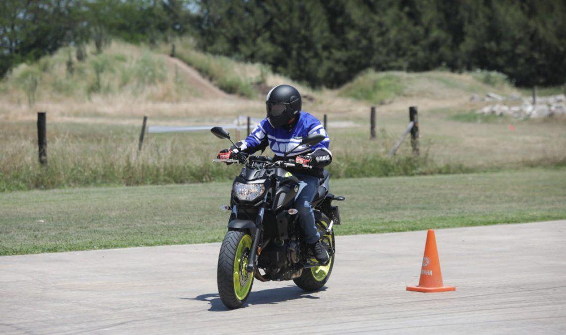 La CAFAM insistió en la necesidad de la educación vial para los conductores de motos.