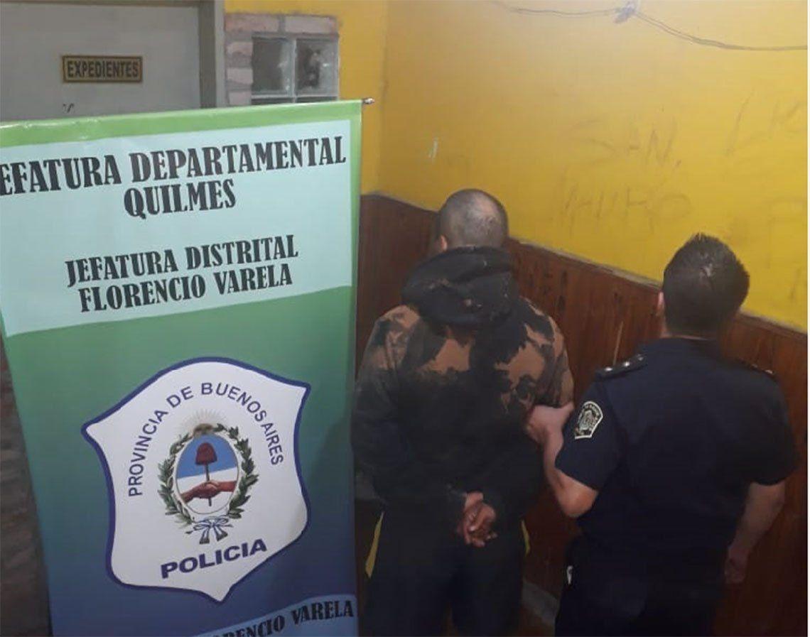 Florencio Varela: mató a su pareja a golpes y cuchilladas