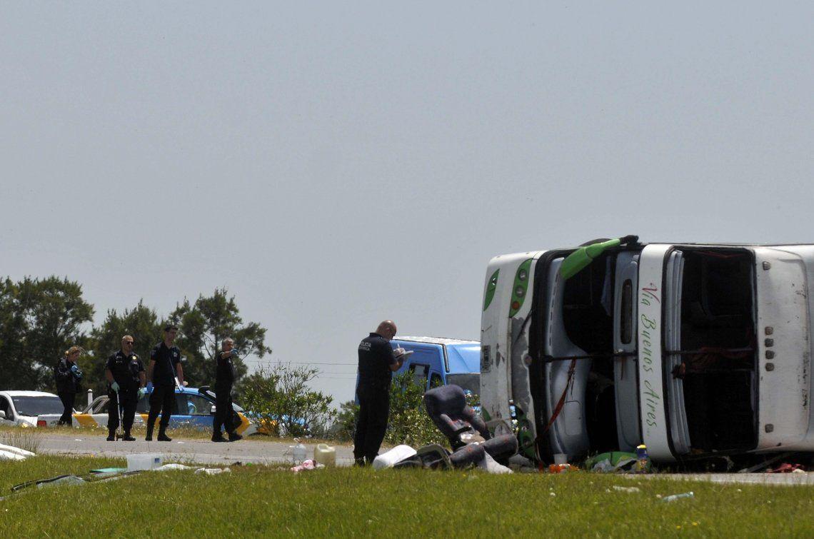 Organizaciones de seguridad vial pidieron que se coloque un dispositivo de control de estabilidad en los micros.