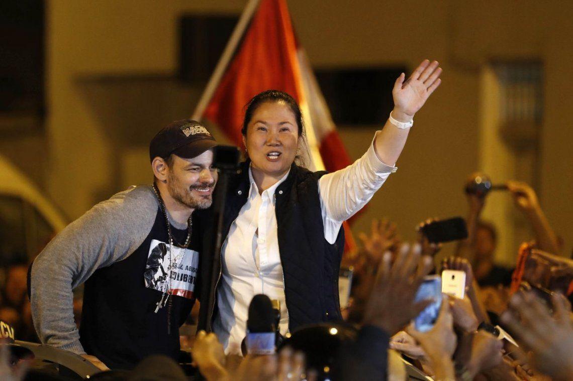 Perú: Keiko Fujimori salió de prisión tras casi trece meses por el Caso Odebrecht