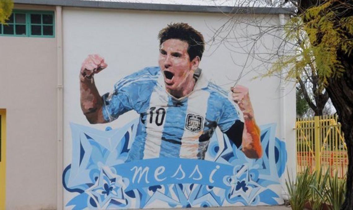Lionel Messi: Rosario inauguró el circuito autoguiado para conocer la vida del astro