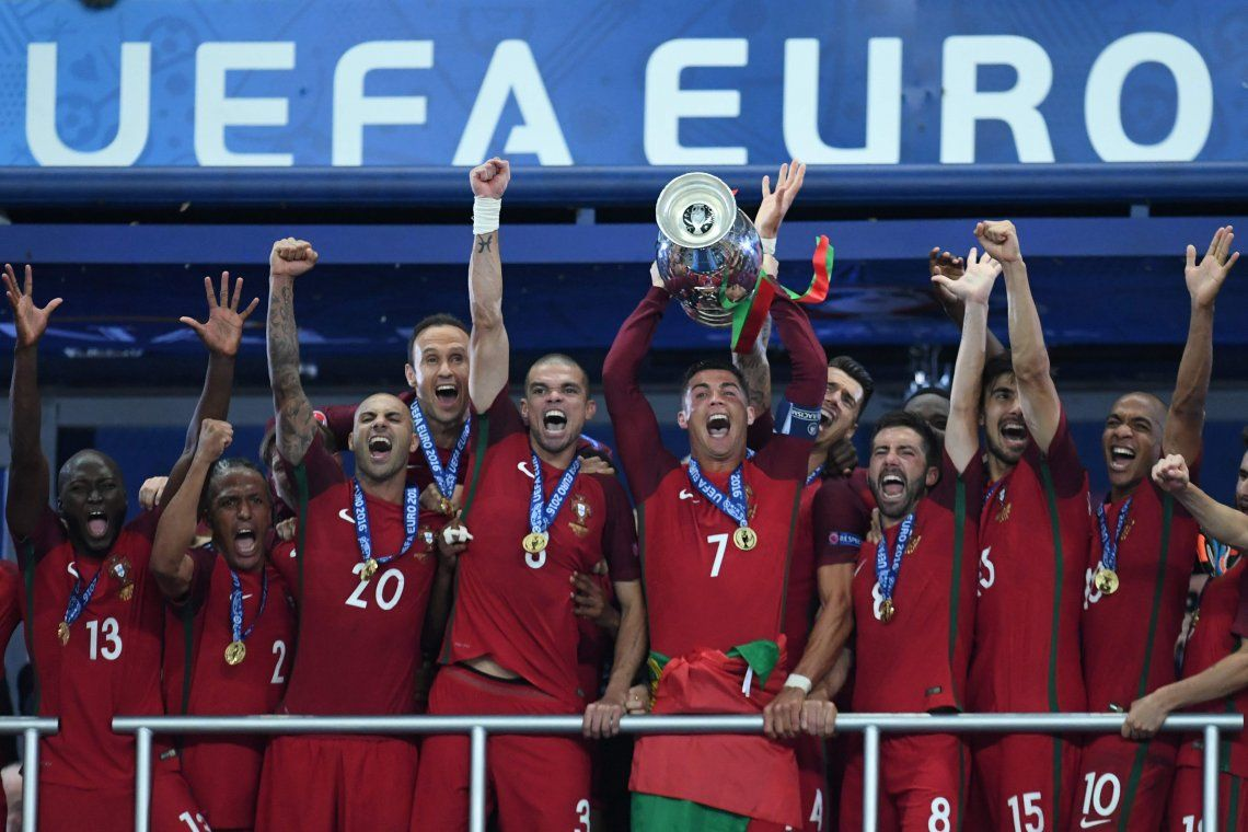 Se sorteó la fase de grupos de una Eurocopa 2020 que promete ser apasionante