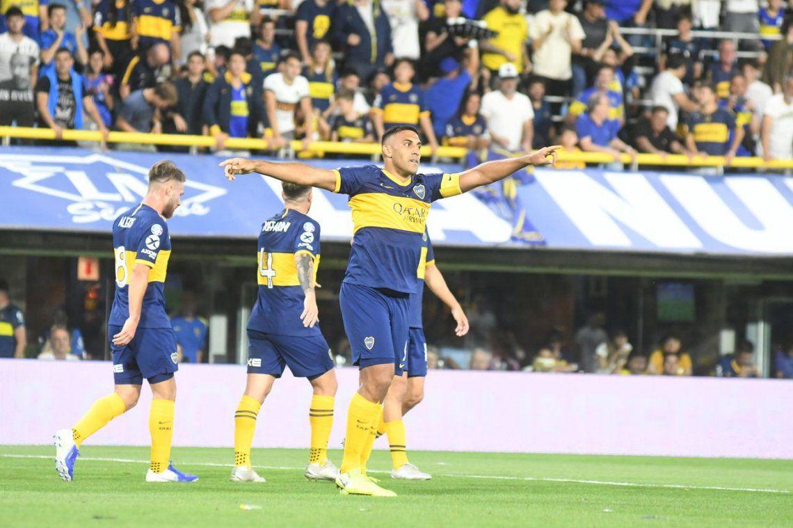 Boca se fue desinflando y Argentinos hizo negocio: el duelo de líderes terminó en empate