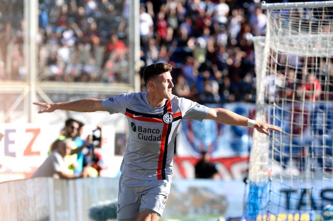 Con un Gaich intratable y un Torrico imbatible, San Lorenzo le ganó 2 a 0 a Patronato por la fecha 15 de la Superliga