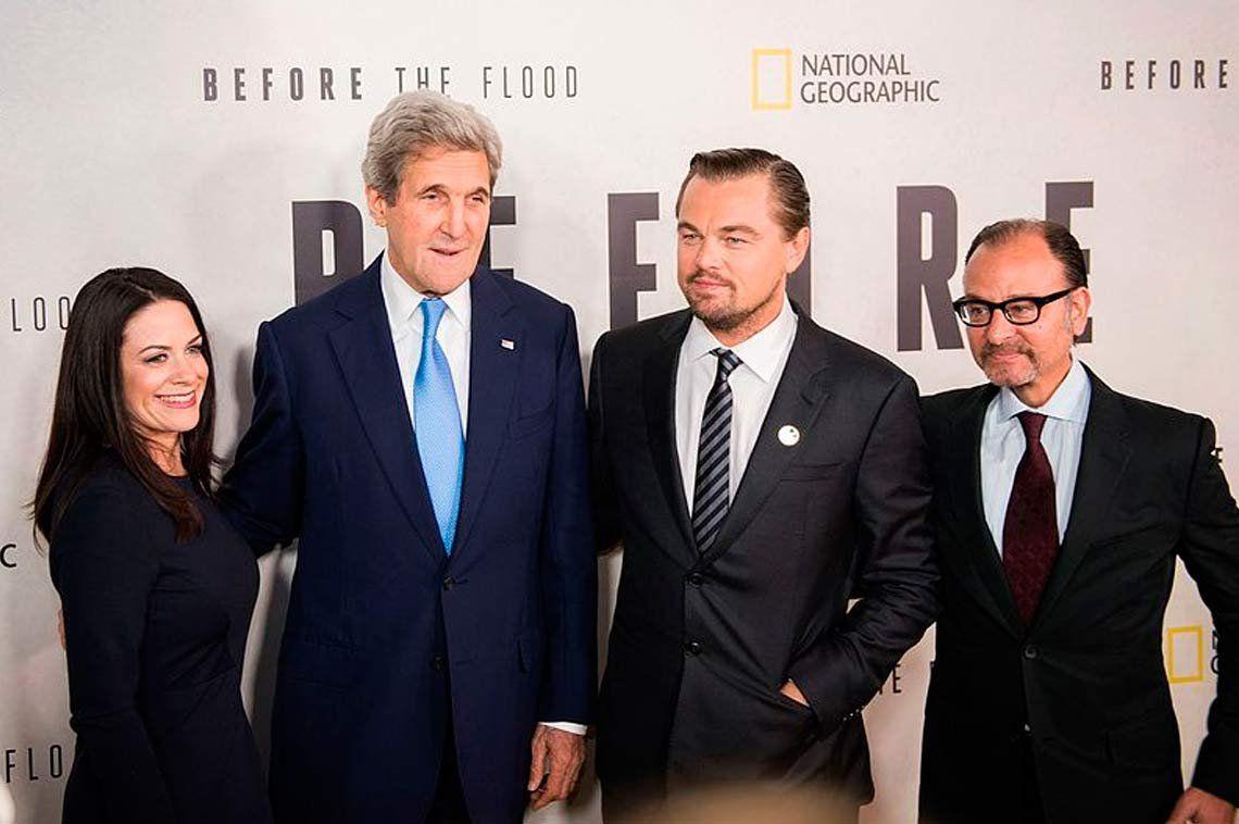 World War Zero: los famosos de Hollywood arman un ejército para salvar el clima del mundo