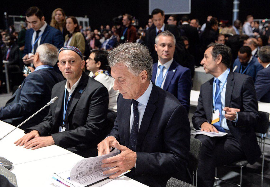 Macri: En 2040 la producción eléctrica de la Argentina será libre de emisiones