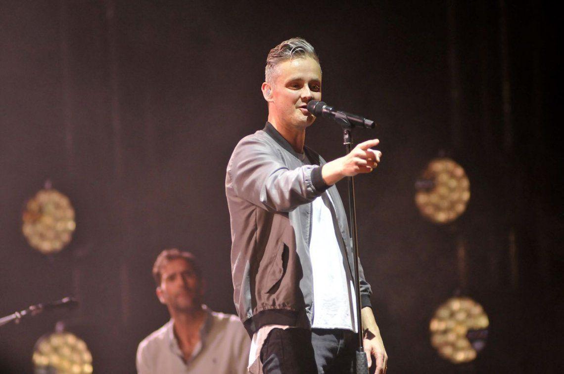 Keane les regaló a sus fans un show soñado