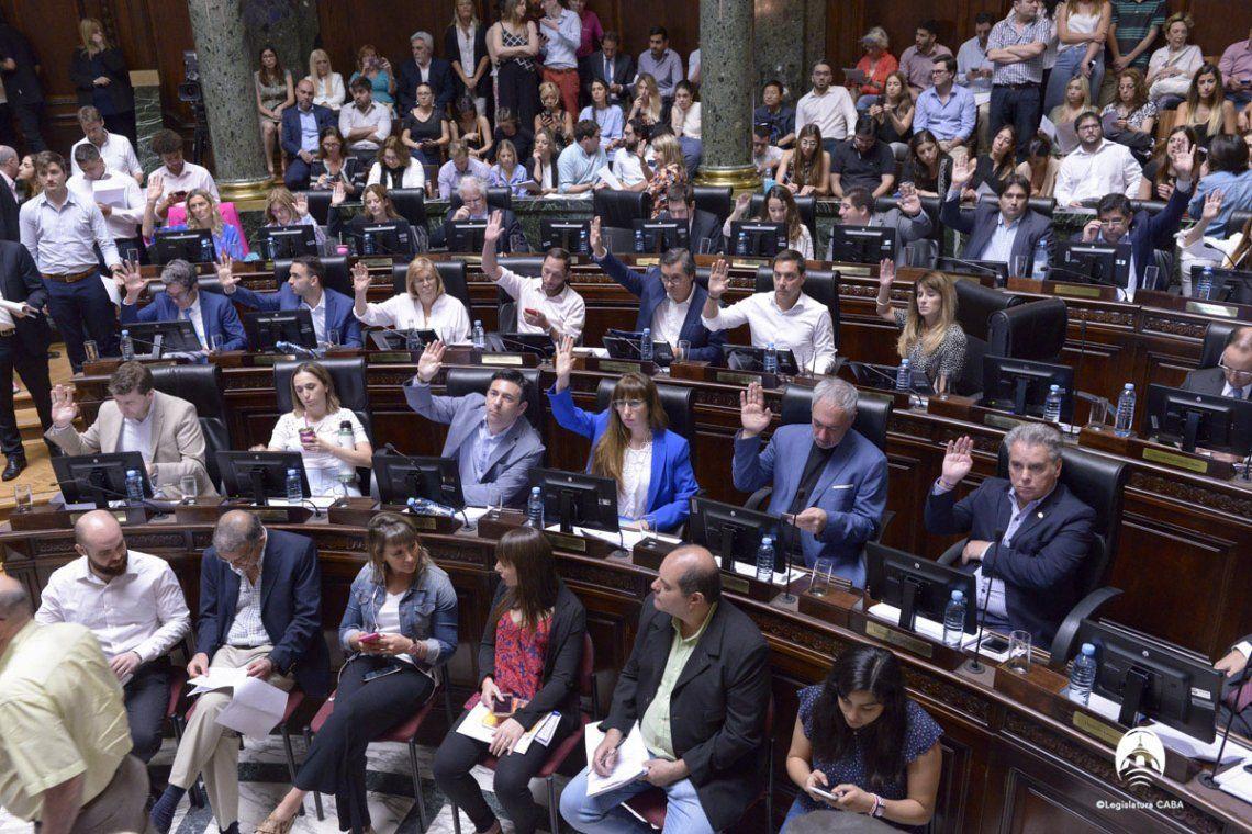 El Frente de Todos criticó a la oposición por no demostrar sensibilidad