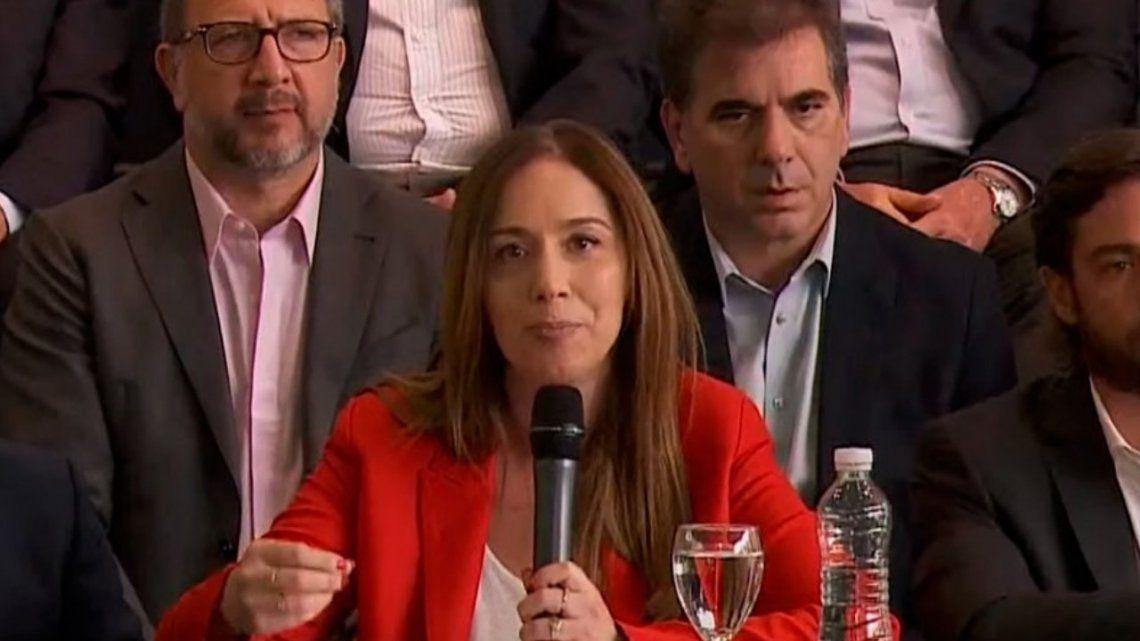 Vidal: Dejamos menos deuda de la que recibimos