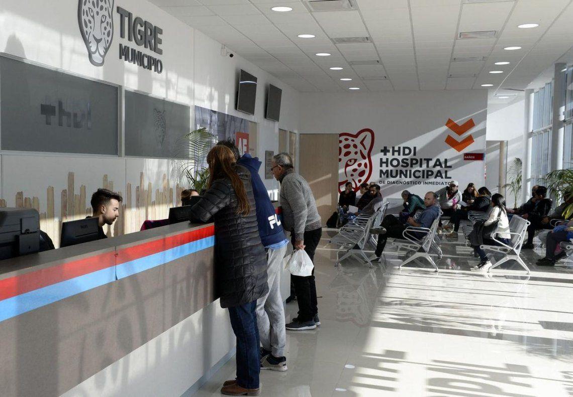 Tigre: los hospitales municipales de Don Torcuato y Benavídez ya atendieron a 130 mil pacientes