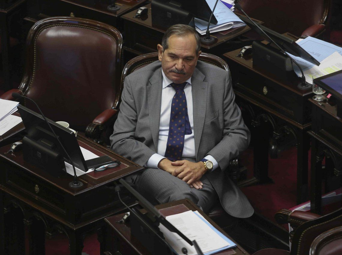 José Alperovich.