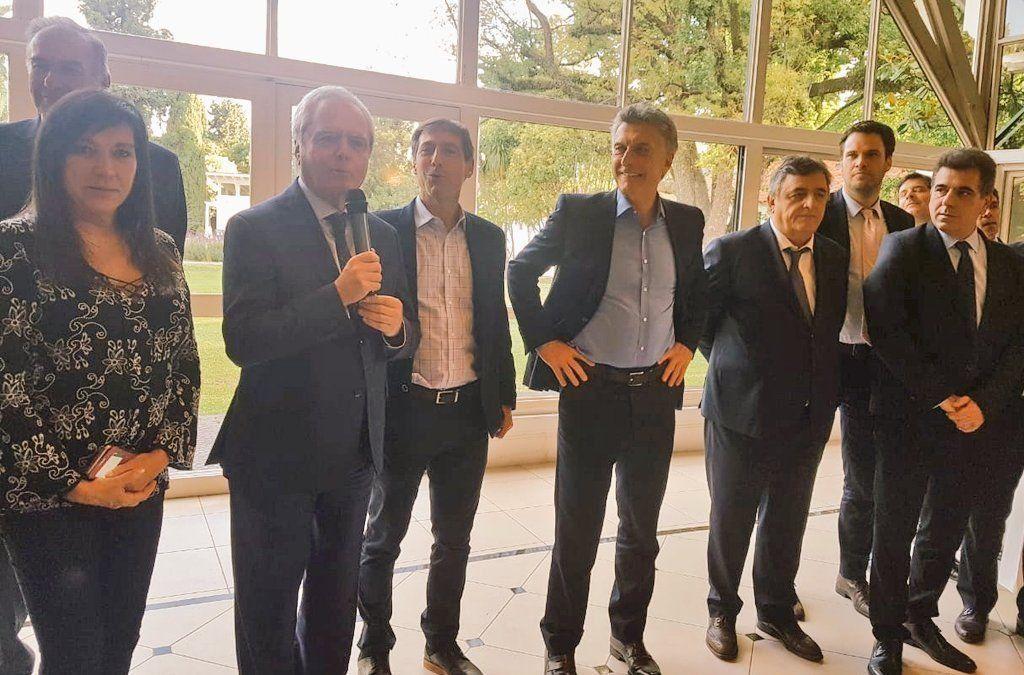 Mauricio Macri reunió en Olivos a todos sus legisladores