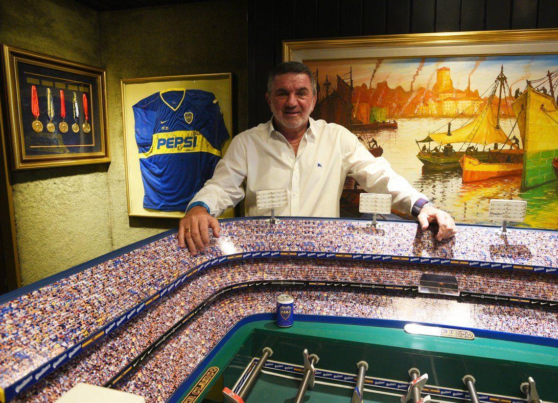 José Beraldi: No se vota por un ídolo, todos debemos pensar en el bien de Boca
