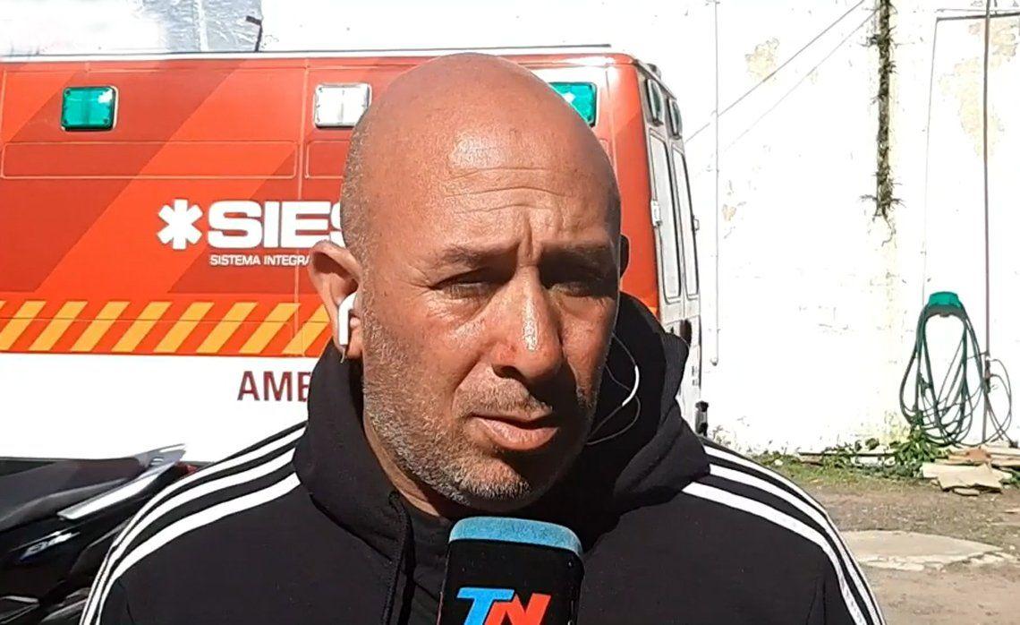 Aseguran que camionero que chocó al micro de Sportivo Barracas se quedó dormido