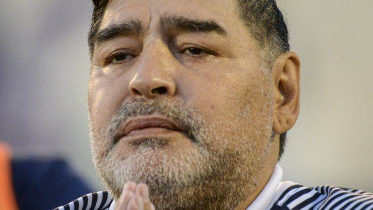 Diego cambia de táctica por la visita de Ojeda a lo de Susana Giménez