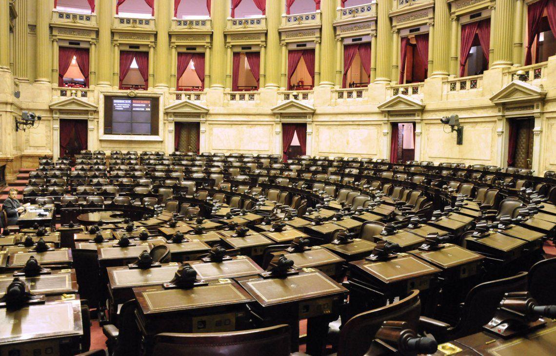 Fernández le cambió el panorama a los legisladores