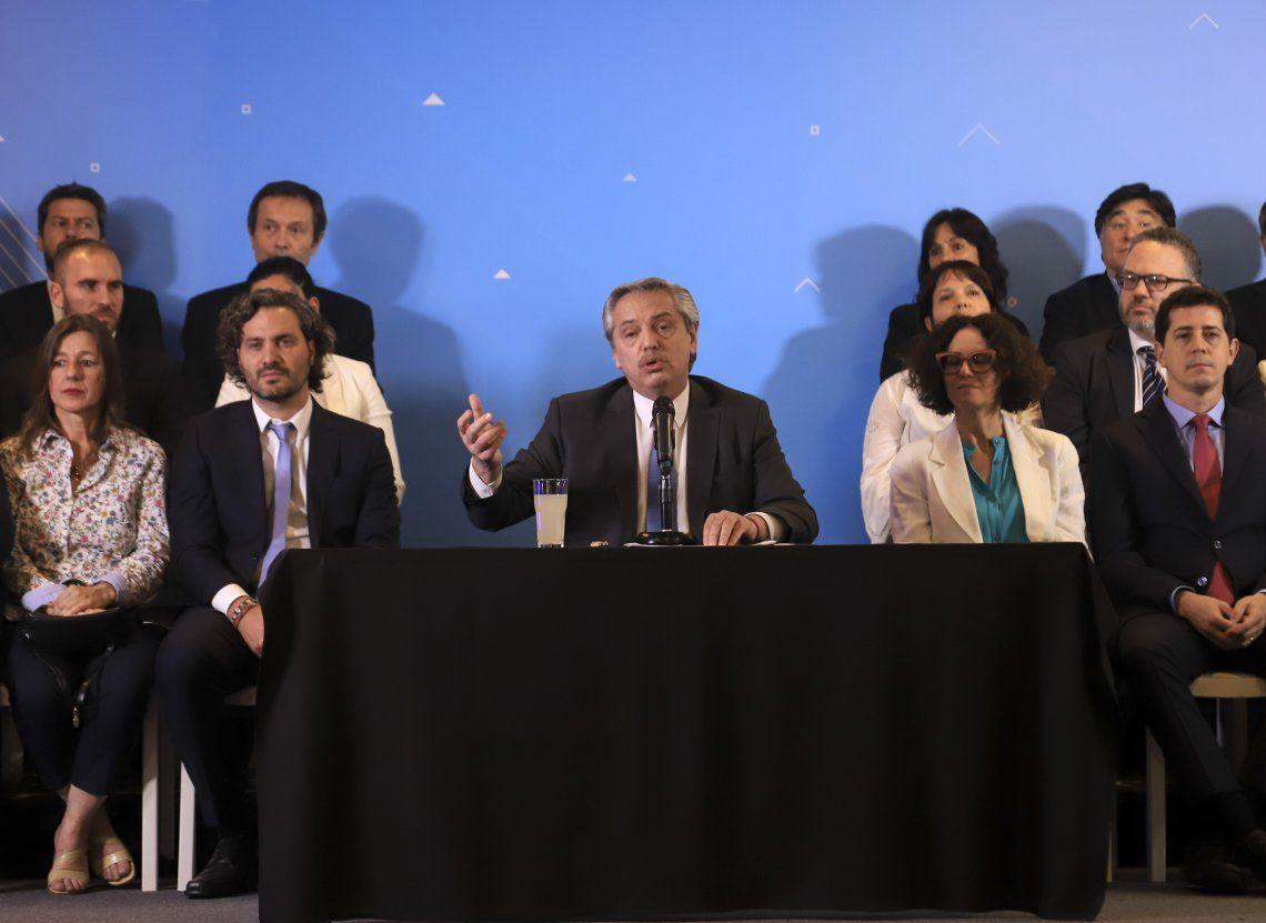 Similitudes curiosas del Gabinete de Alberto Fernández y el primero de Mauricio Macri