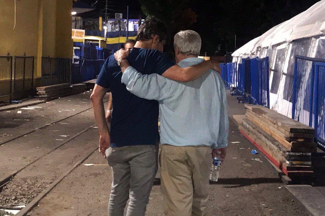 Ganó Ameal y es el nuevo presidente de Boca