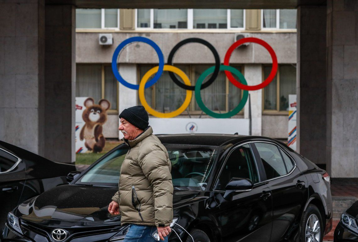 La Agencia Mundial Antidopaje expulsó a Rusia de los Juegos Olímpicos