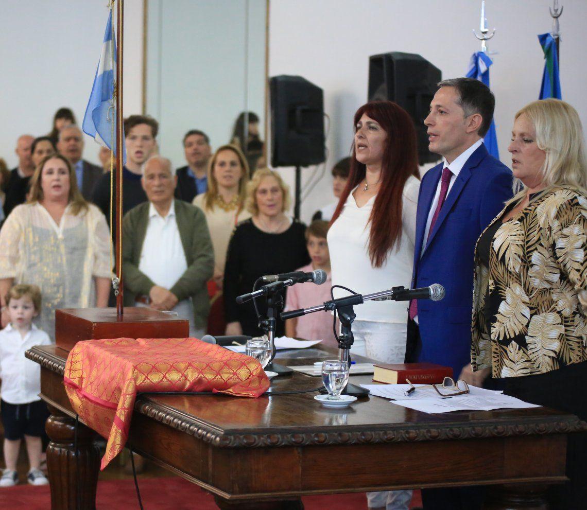 Esteban Echeverría: Fernando Gray arrancó su cuarto mandato