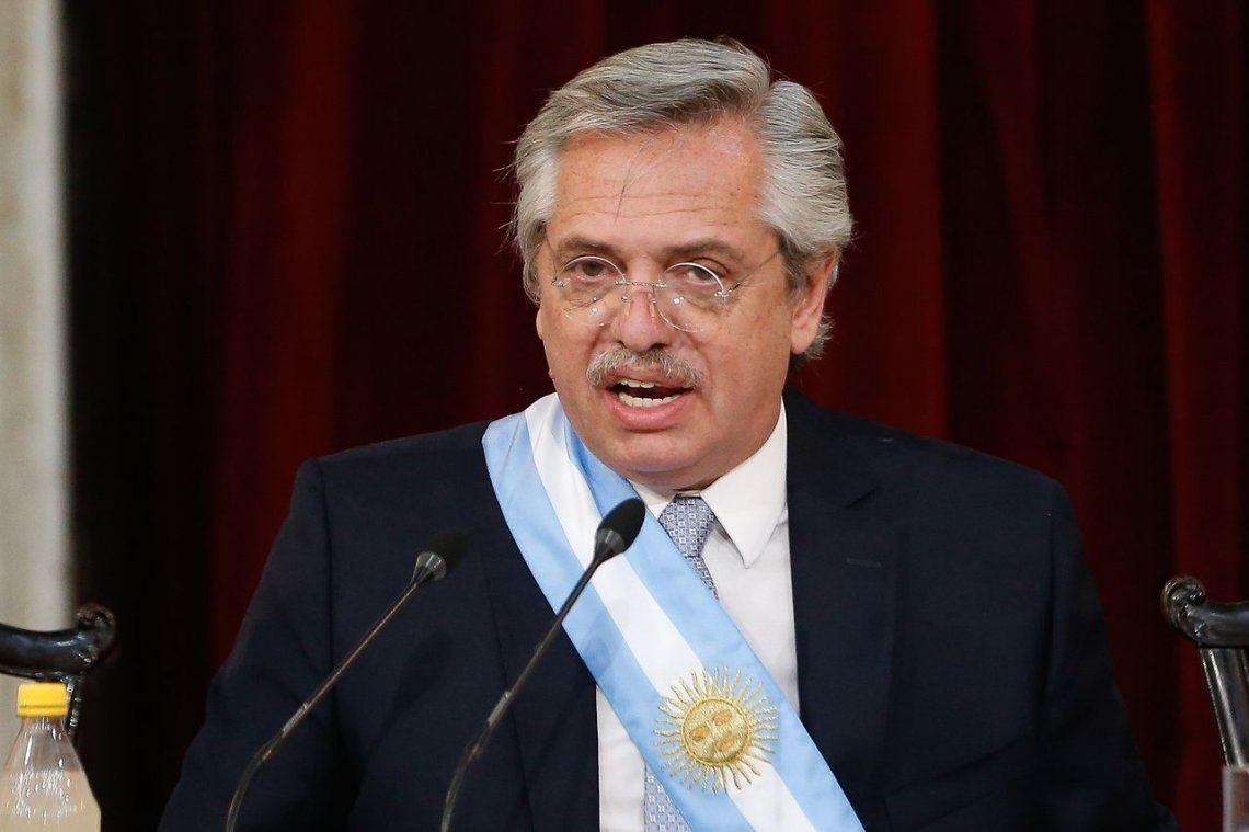 El primer discurso de Alberto Fernández como Presidente de la Nación: «Vengo a convocar a la unidad de toda la Argentina»