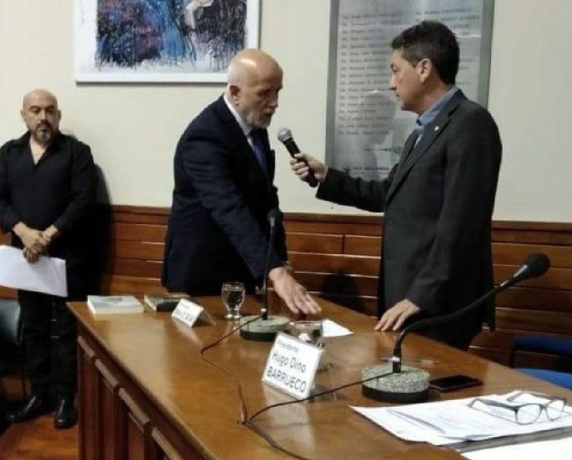 Avellaneda: Daniel García es el nuevo Defensor del Pueblo