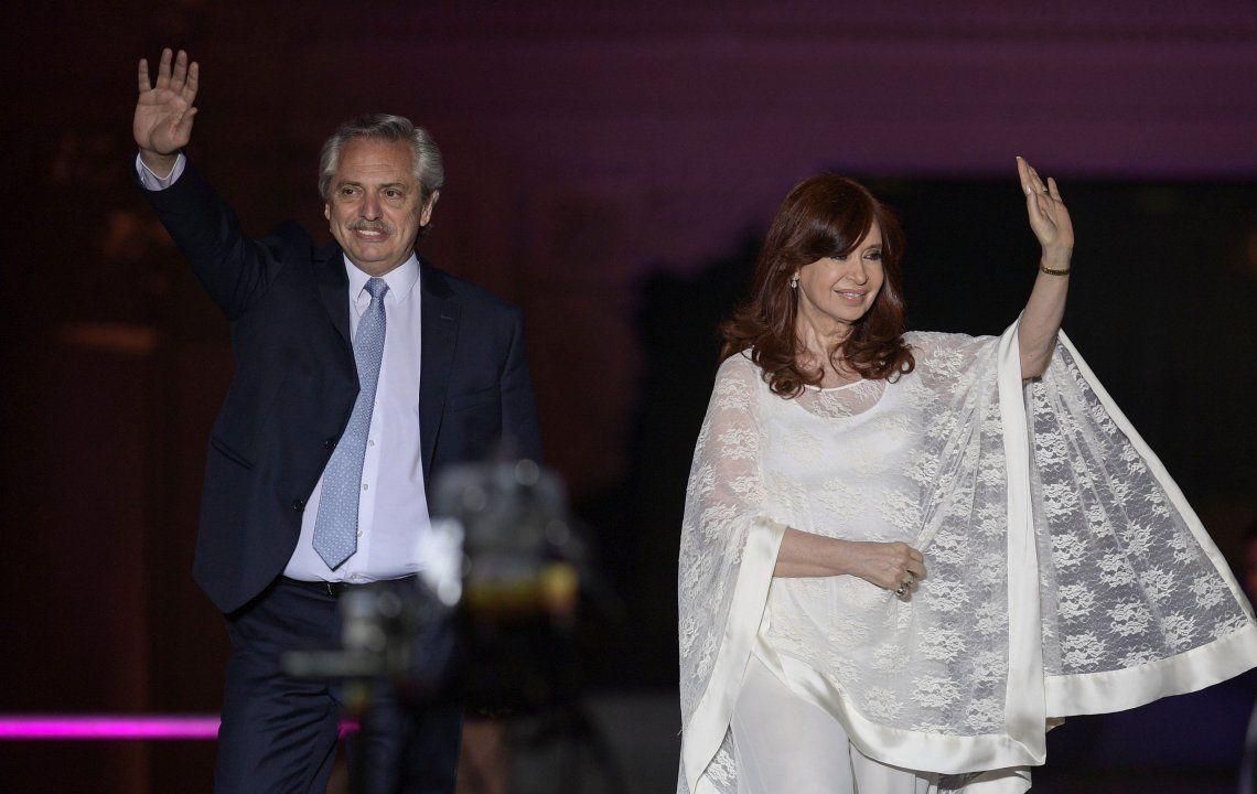 Cristina Kirchner en Plaza de Mayo: Cristina: Estos cuatro años fueron muy duros para quienes fueron objeto de persecución