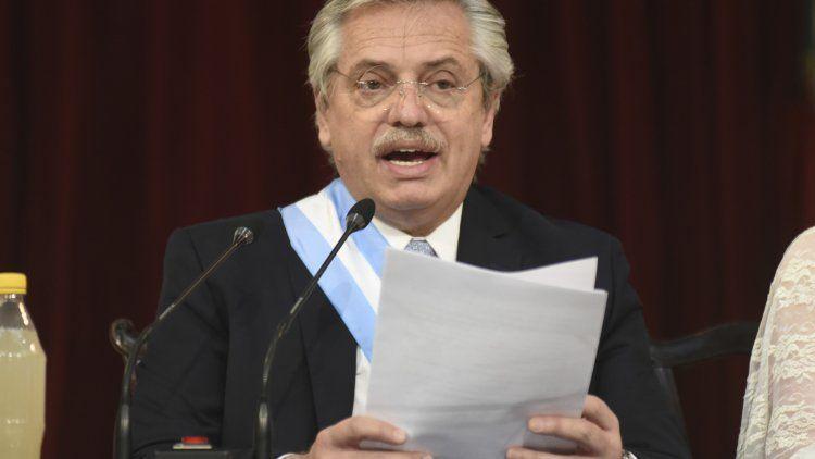 Alberto Fernández decretó la suba de retenciones al campo
