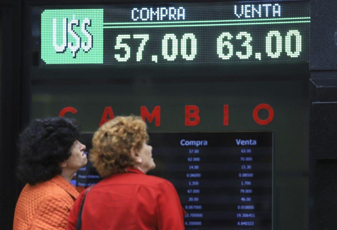 El dólar volvió a subir tras la asunción de Alberto Fernández