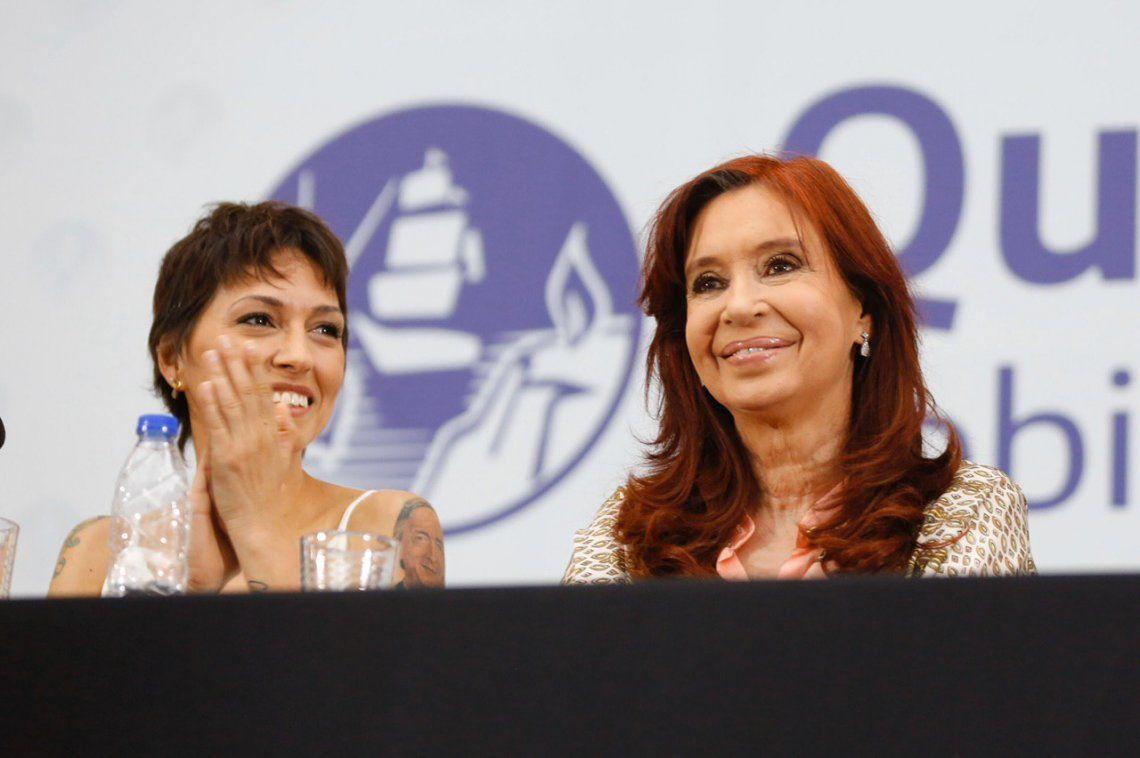 Cristina en Quilmes: La sociedad tuvo más convicciones que muchos dirigentes