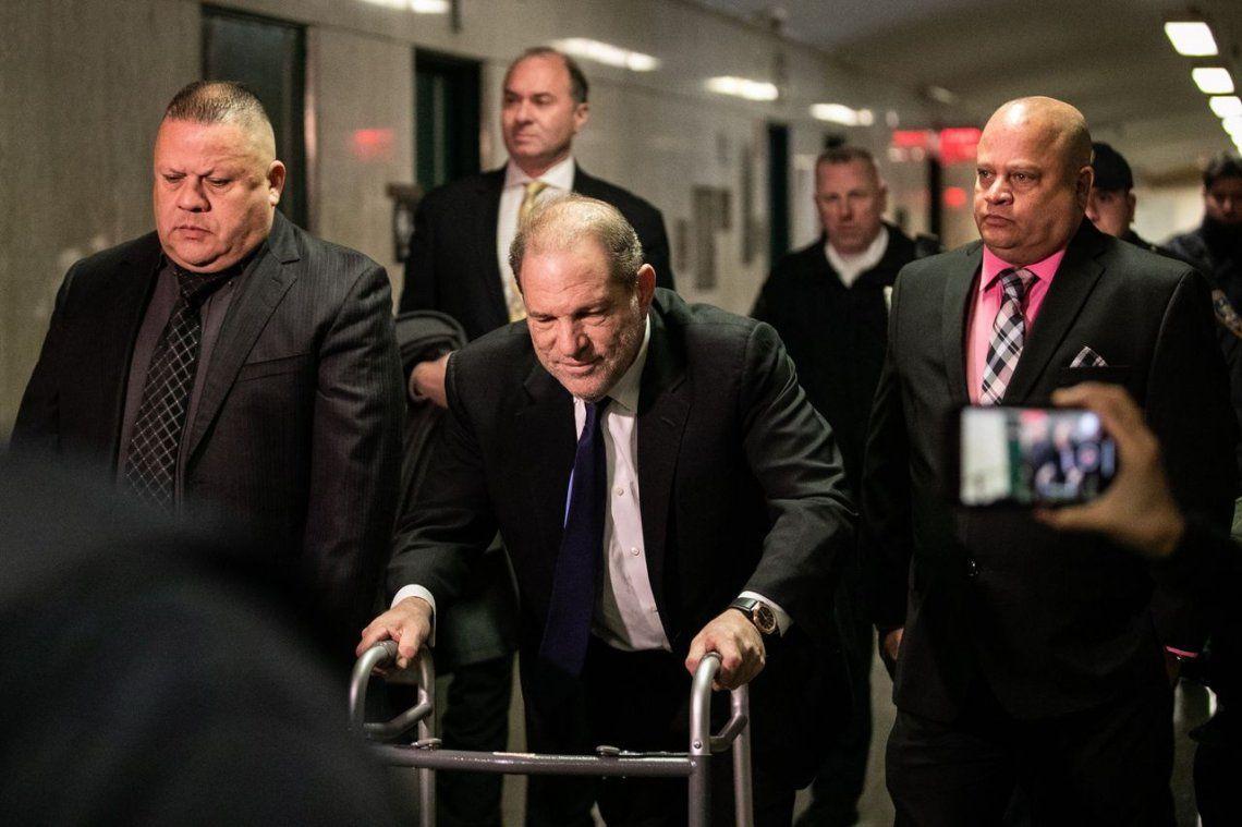 HarveyWeinstein llegó a un acuerdo tentativo de 25 millones con más de 30 víctimas