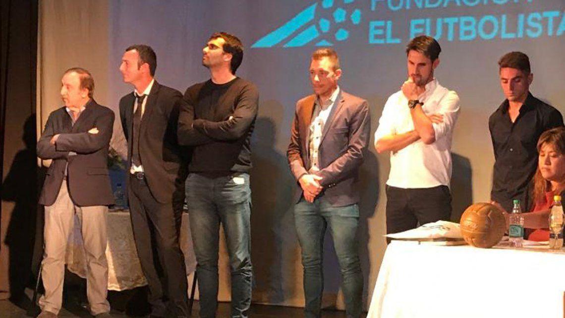 Foto: Fundación el fútbolista