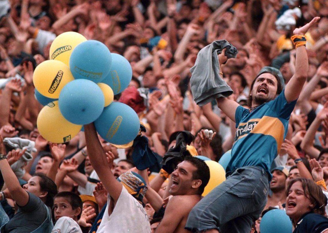 Día Mundial del Hincha de Boca: toda la locura del Xeneize, en imágenes
