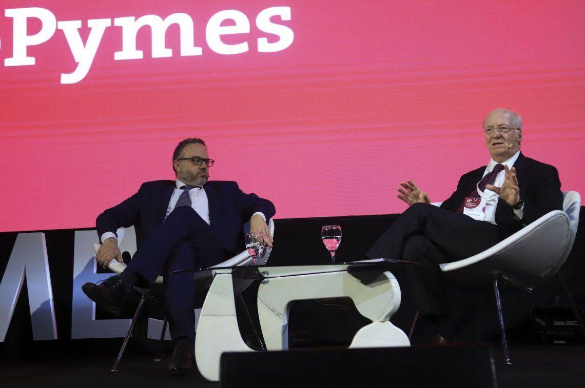 Paolo Rocca, presidente de Techint: Vamos a hacer todo lo posible para que el nuevo Gobierno tenga éxito