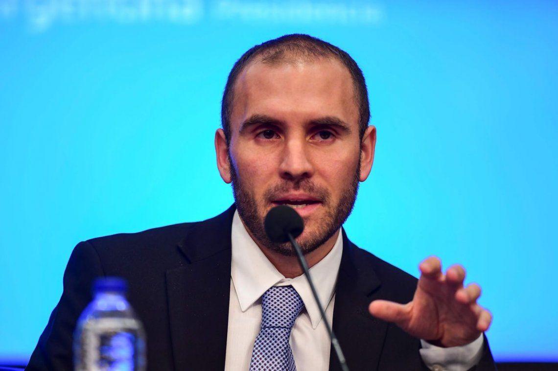 Martín Guzmán apura proyectos para enviar las sesiones extraordinarias del Congreso y destacó el apoyo del FMI